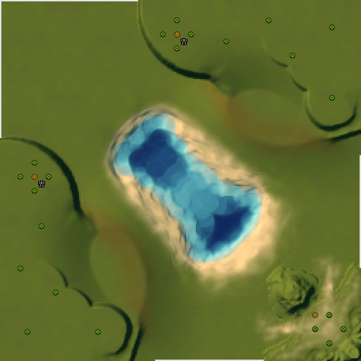 Карта a new beginning