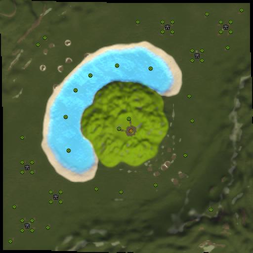 Карта adaptive brokkoli