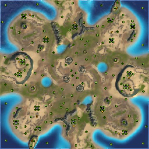 Карта adaptive potem