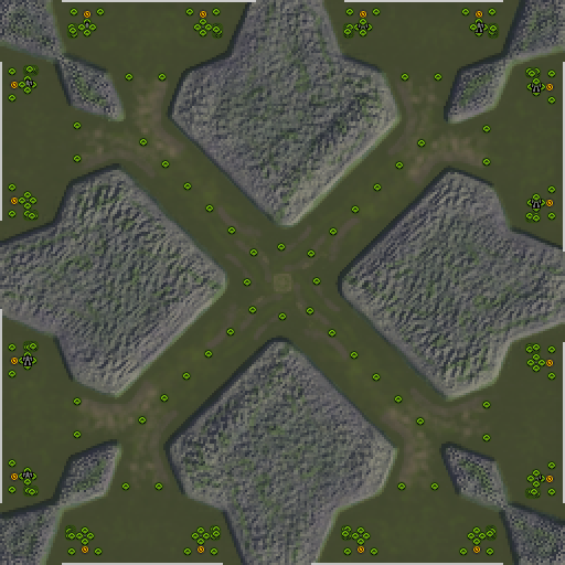 Карта adaptive samekh chi