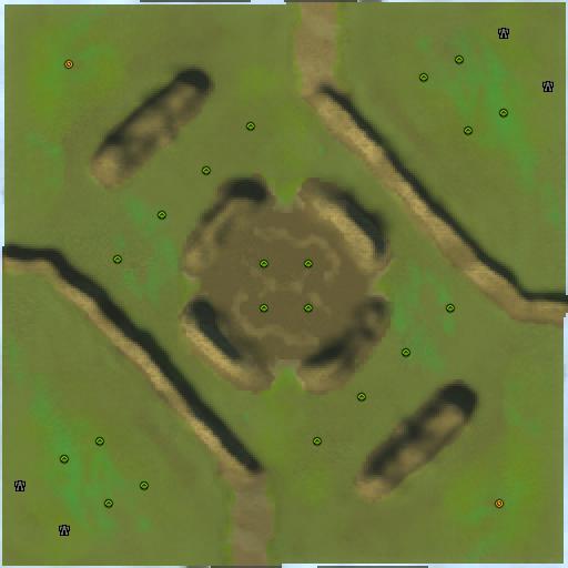 Карта adaptive small n brutal