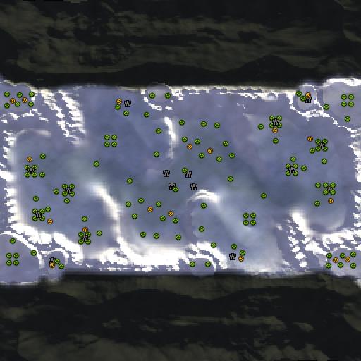 Карта adaptive winter duel