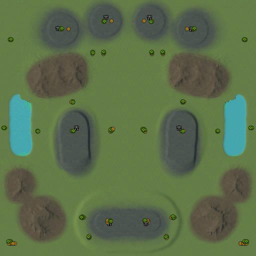 Карта aix battles
