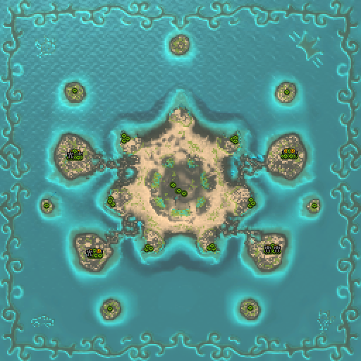 Карта aloha team 4