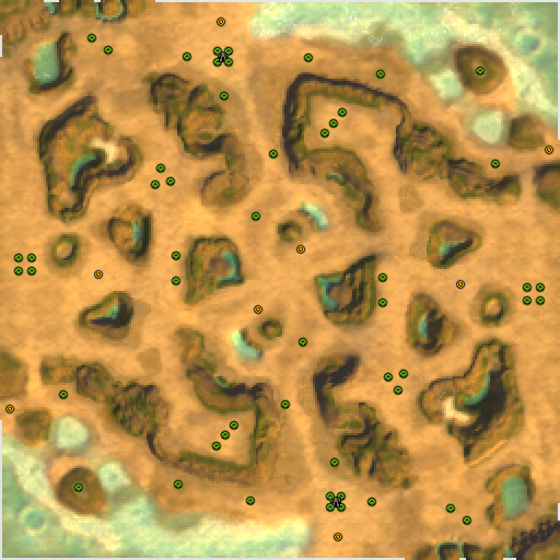 Карта amoor