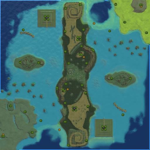 Карта angles of death