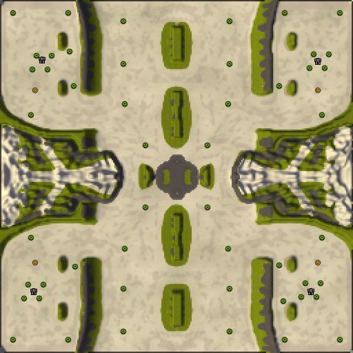 Карта arena wars