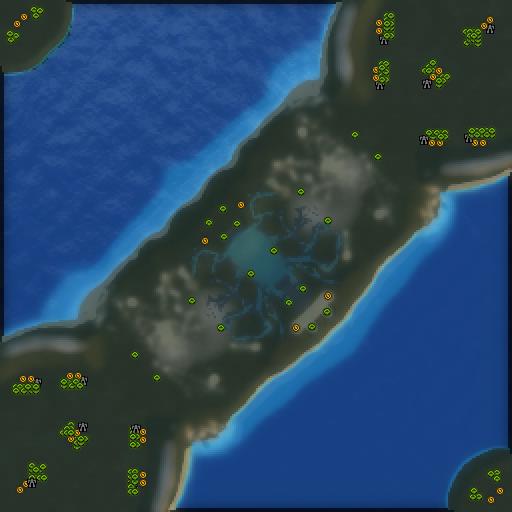 Карта astro 6v6