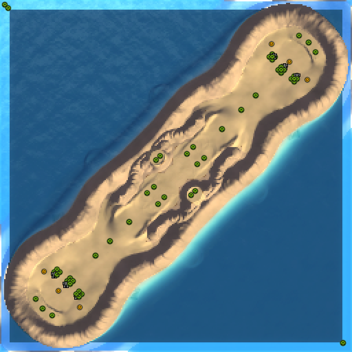 Карта astro crater battles v5
