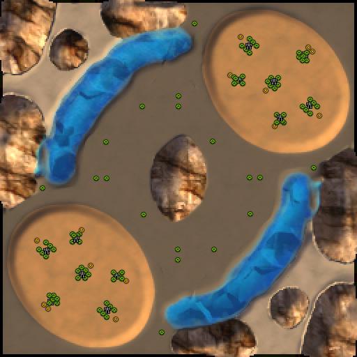 Карта astrocrater restart