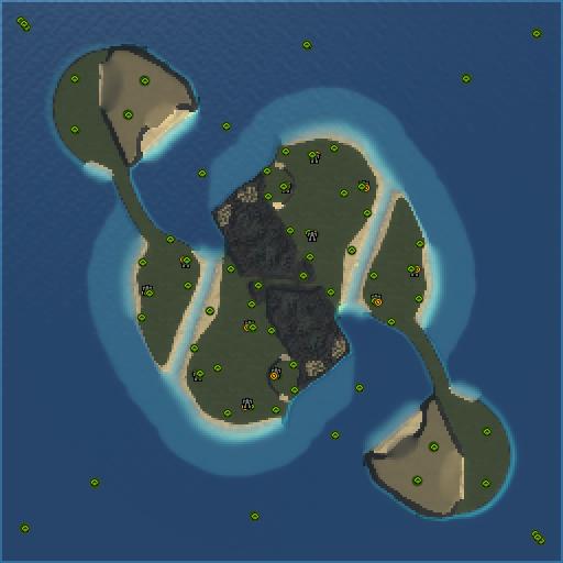 Карта bbkrabbes neighbors rage
