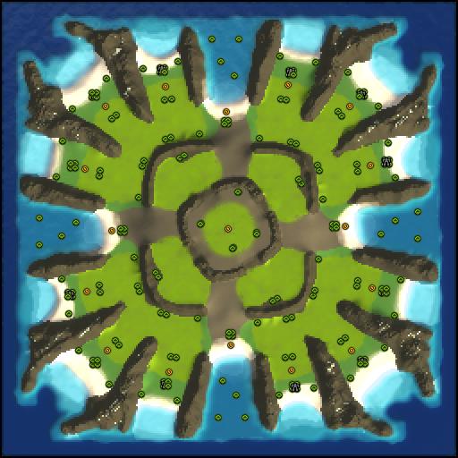 Карта br 12p map 1