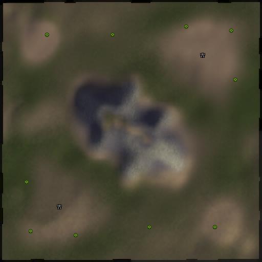 Карта bronkel
