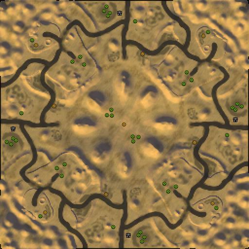 Карта brotherhood nod