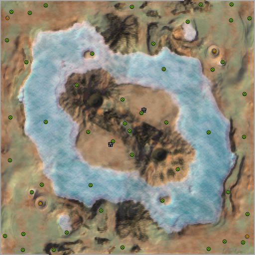 Карта carolinabeta