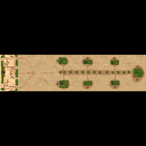 Карта castle 1v7