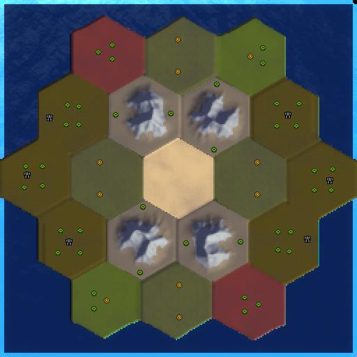 Карта catan