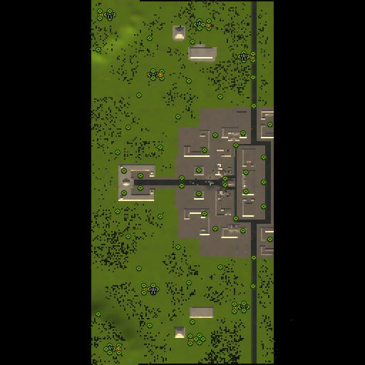 Карта citywar