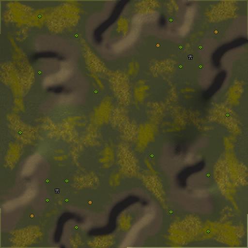 Карта close proximity