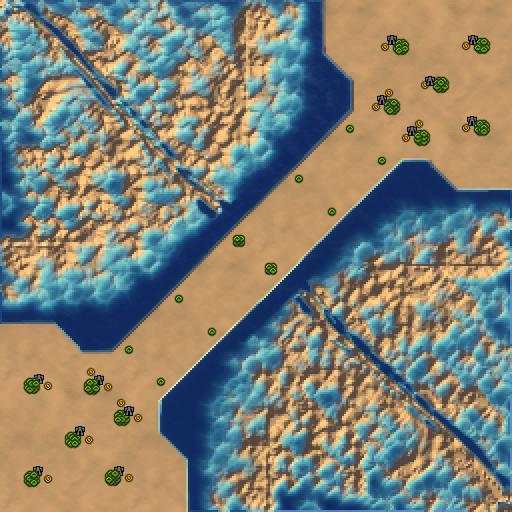 Карта creation x