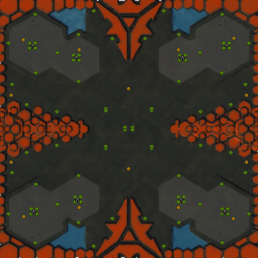 Карта cybran
