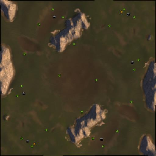 Карта daybreak