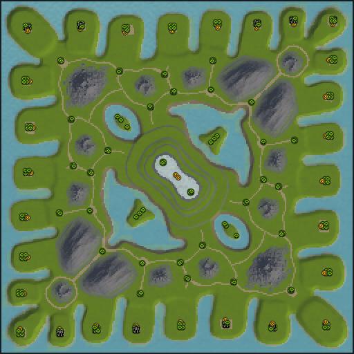 Карта demolization