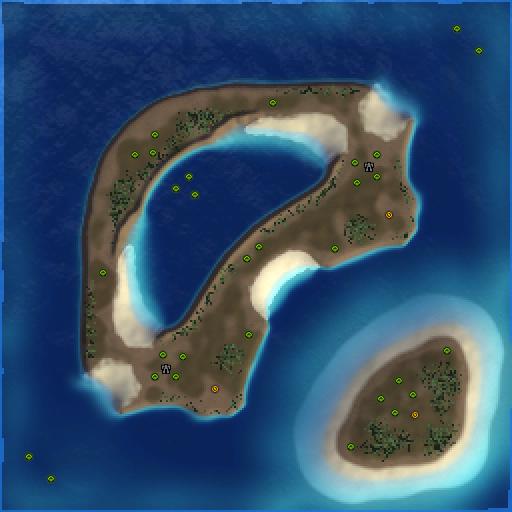 Карта diamond cove