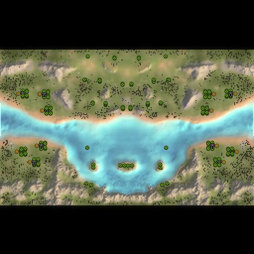 Карта dualgap reborn2