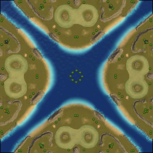 Карта esma isles