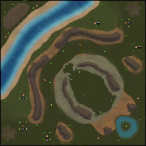 Карта essos