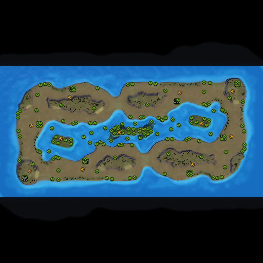 Карта foreign isle