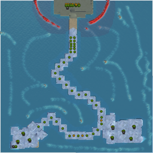 Карта fortress zomby