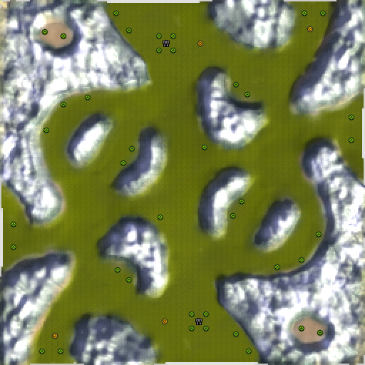 Карта frog-land