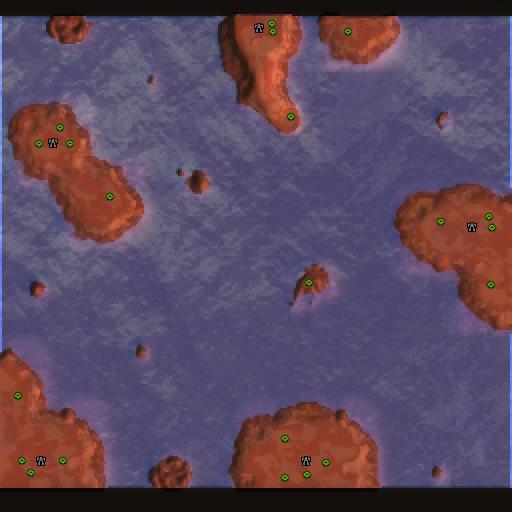 Карта gods of war scta