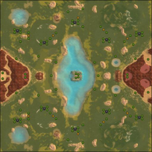 Карта hummelzeit 5v5
