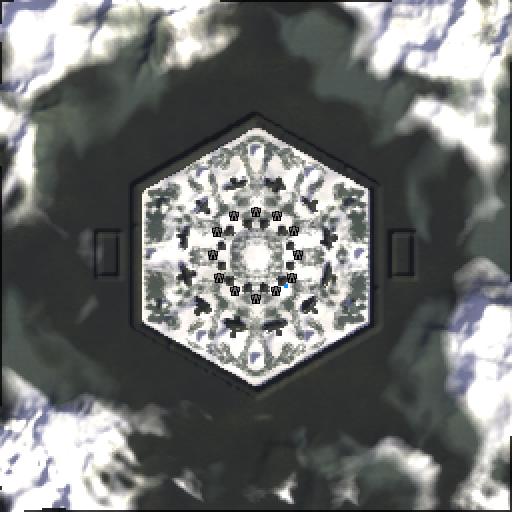 Карта hundred-pixel death punch acu arena