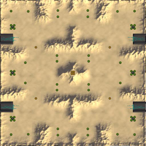 Карта isis gantry
