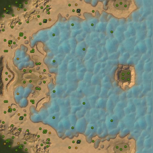 Карта kelas