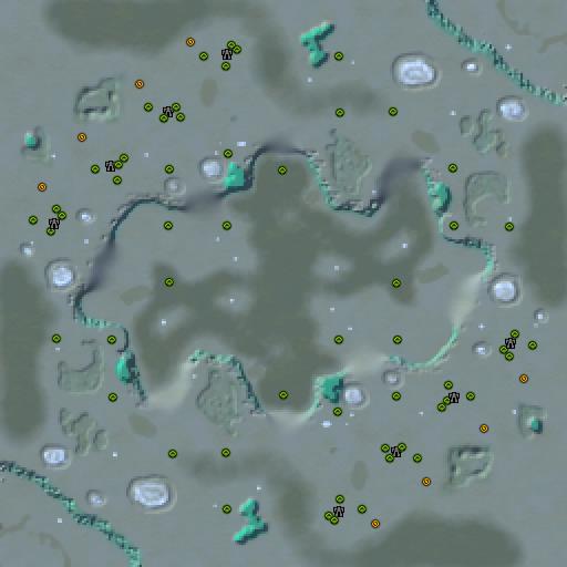 Карта kvantum