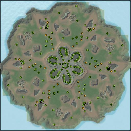 Карта kvantum ffa