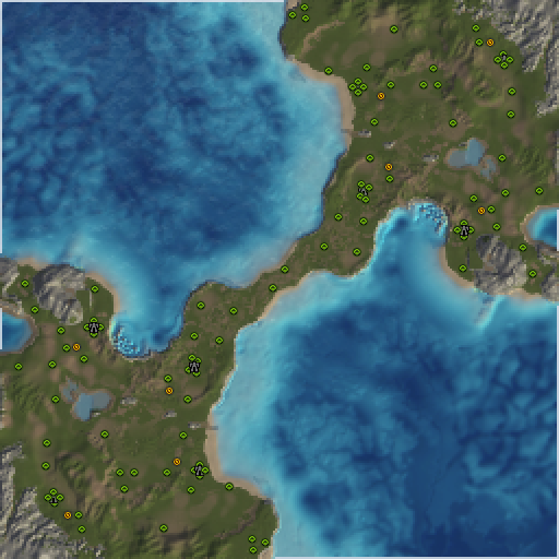 Карта lobby sim