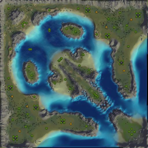 Карта madsea