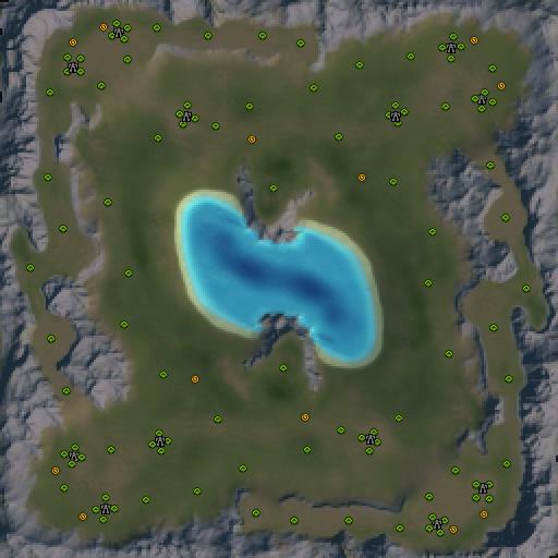 Карта mulgore