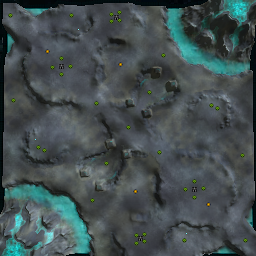 Карта nehtotkas twin maidens