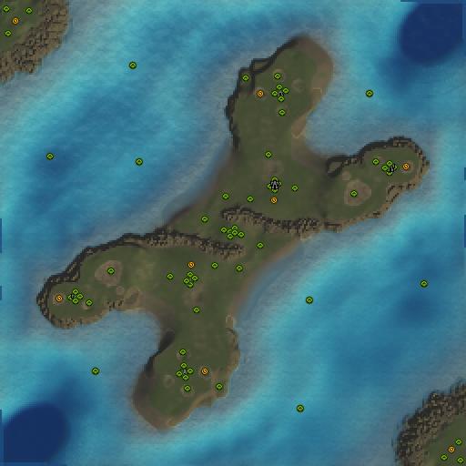 Карта neomunda 3v3 adaptive
