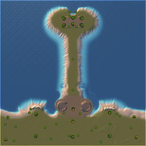 Карта palacedefense 6v6
