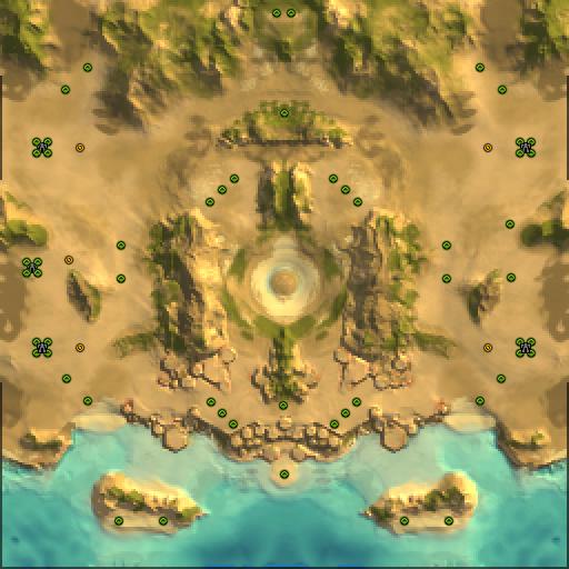 Карта pantimus iv - 2v3