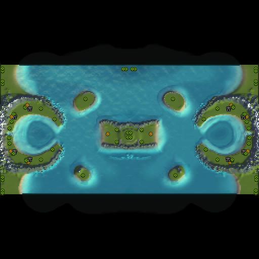 Карта portwar