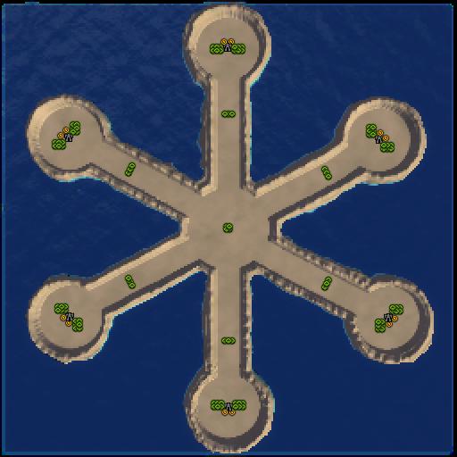 Карта rat holes
